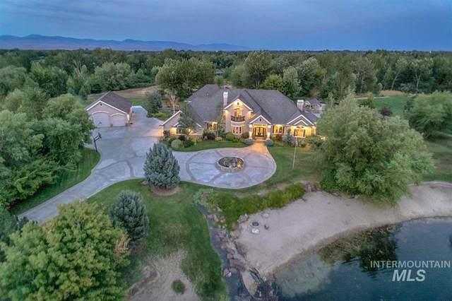 5906 W Half Moon, Eagle, ID 83616 (MLS #98766225) :: Jon Gosche Real Estate, LLC