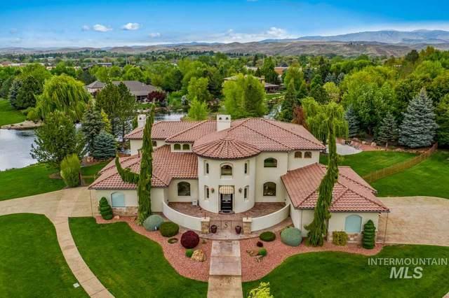 1712 S Whitby Lane, Eagle, ID 83616 (MLS #98766232) :: Jon Gosche Real Estate, LLC