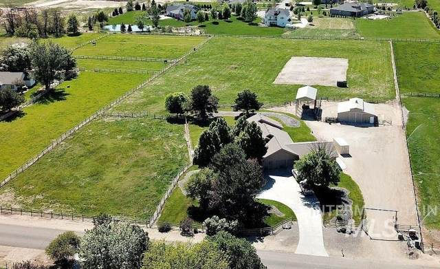 2631 N Hollybrook Pl., Eagle, ID 83616 (MLS #98766257) :: Boise River Realty