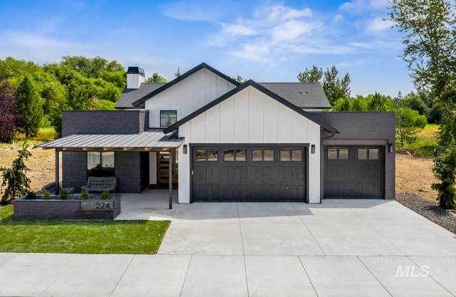 224 S Carbon Rivet Ave, Eagle, ID 83616 (MLS #98766407) :: Epic Realty