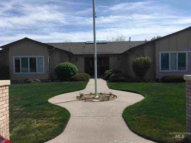 455 E 18th N, Mountain Home, ID 83647 (MLS #98766432) :: Jon Gosche Real Estate, LLC