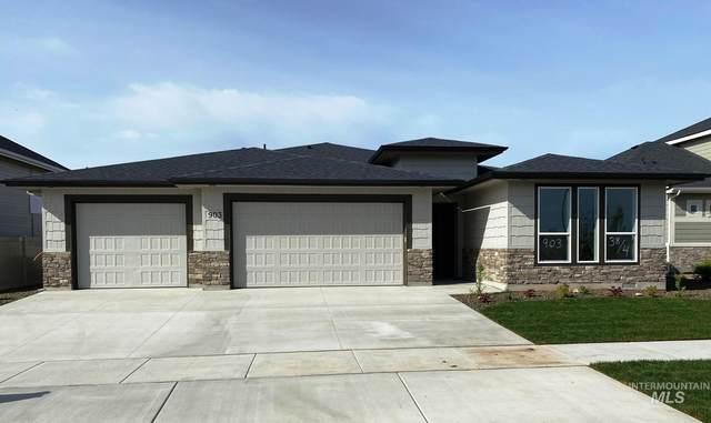 903 E Andes Dr, Kuna, ID 83634 (MLS #98766454) :: Navigate Real Estate