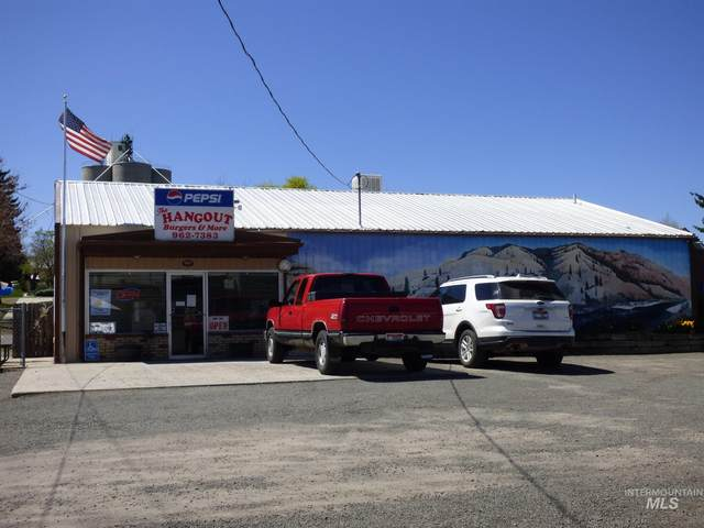 603 N Front Street, Cottonwood, ID 83522 (MLS #98766659) :: Boise Home Pros
