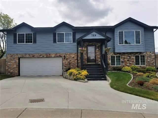 788 Lucille, Pocatello, ID 83201 (MLS #98766724) :: Navigate Real Estate