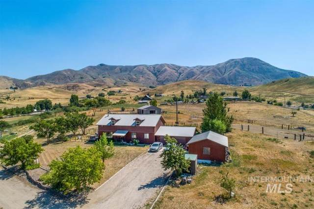 15 Hisaw Rd, Horseshoe Bend, ID 83629 (MLS #98766874) :: Juniper Realty Group