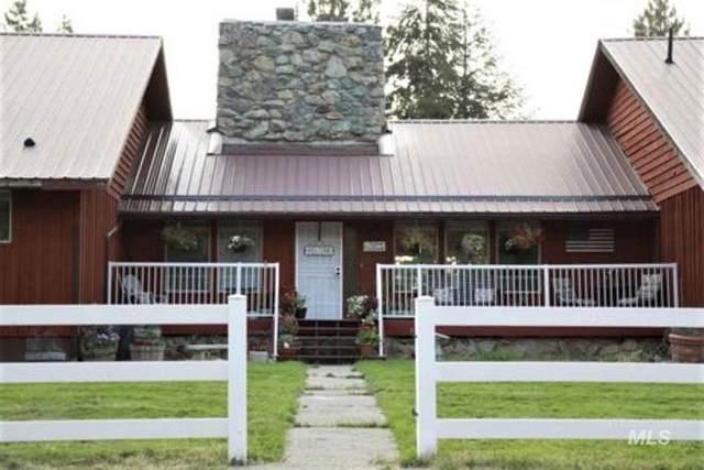170 Red Fir Road, Kooskia, ID 83539 (MLS #98766886) :: Jon Gosche Real Estate, LLC