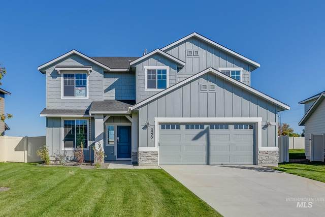 3272 W Zarea Dr, Meridian, ID 83642 (MLS #98766928) :: Own Boise Real Estate