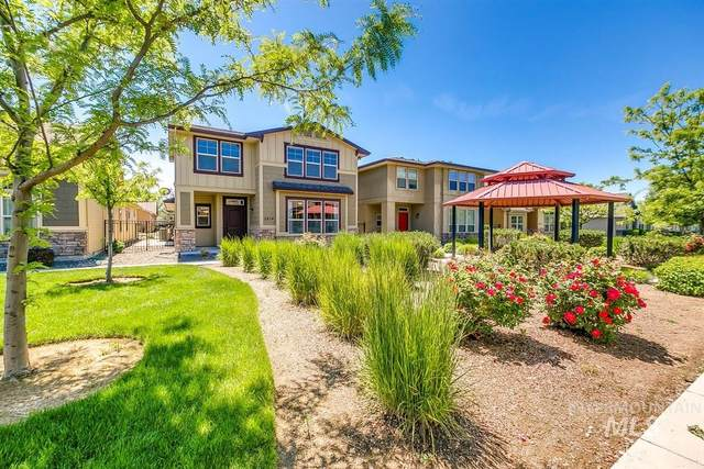 2874 E Decameron, Meridian, ID 83642 (MLS #98766930) :: Boise River Realty