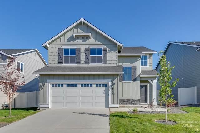 3326 W Zarea Dr, Meridian, ID 83642 (MLS #98766947) :: Minegar Gamble Premier Real Estate Services