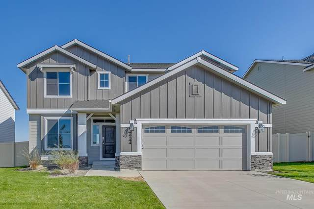 3344 W Zarea Dr, Meridian, ID 83642 (MLS #98766949) :: Minegar Gamble Premier Real Estate Services