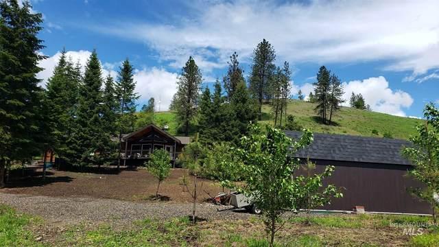 150 Beaver Nob Drive, Kamiah, ID 83536 (MLS #98767009) :: New View Team