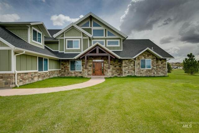 TBD #3 Castle Drive, Burley, ID 83318 (MLS #98767354) :: Epic Realty