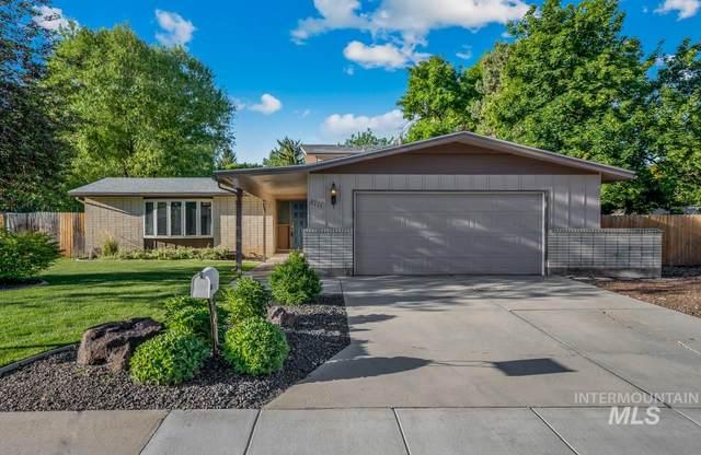8711 W Oakmont, Boise, ID 83704 (MLS #98767748) :: Full Sail Real Estate