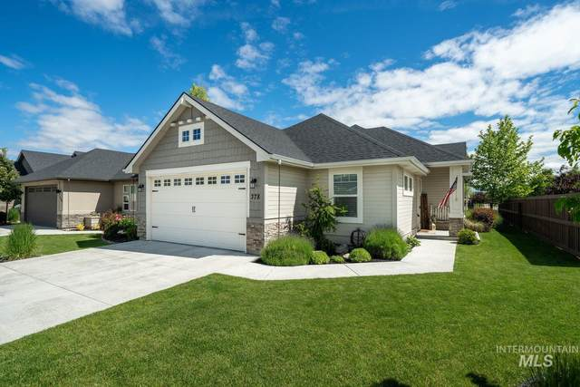 378 W Cagney St., Meridian, ID 83646 (MLS #98767892) :: Story Real Estate