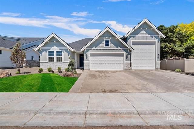 1341 W Cerulean Street, Kuna, ID 83634 (MLS #98767914) :: Build Idaho