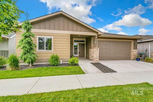 9477 W Woodland Dr, Boise, ID 83704 (MLS #98767943) :: New View Team