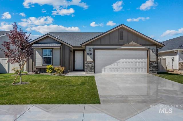 7654 E Declaration Drive, Nampa, ID 83687 (MLS #98768098) :: Michael Ryan Real Estate