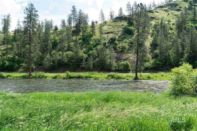 Lot 7 Wild River Estates, Stites, ID 83552 (MLS #98768141) :: Team One Group Real Estate