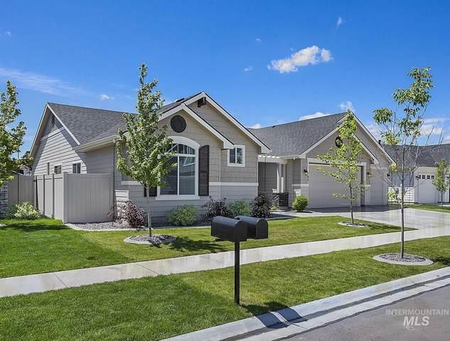 1481 W Coastal, Meridian, ID 83642 (MLS #98768300) :: City of Trees Real Estate