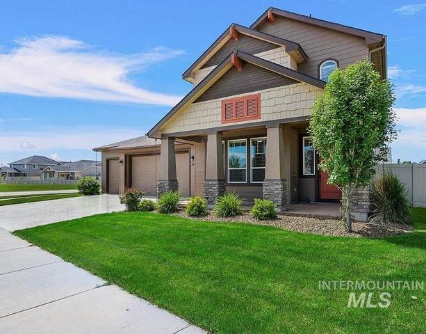 1289 W Christopher Dr., Meridian, ID 83642 (MLS #98768497) :: Boise River Realty