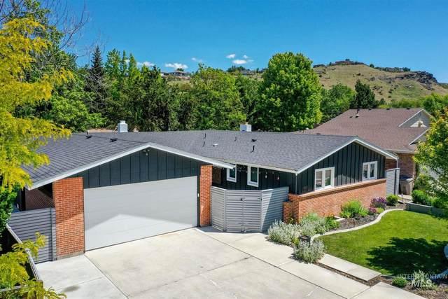 430 N Mobley, Boise, ID 83712 (MLS #98768499) :: Full Sail Real Estate