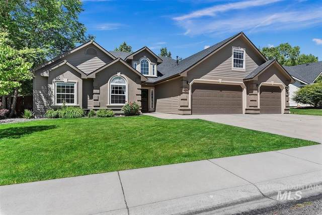 1523 N Prestwick, Eagle, ID 83616 (MLS #98768526) :: Navigate Real Estate
