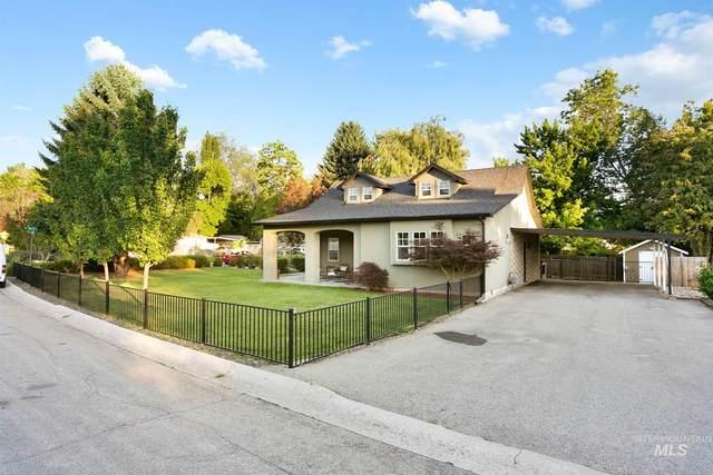 521 N Pacific St, Boise, ID 83706 (MLS #98768533) :: Jon Gosche Real Estate, LLC