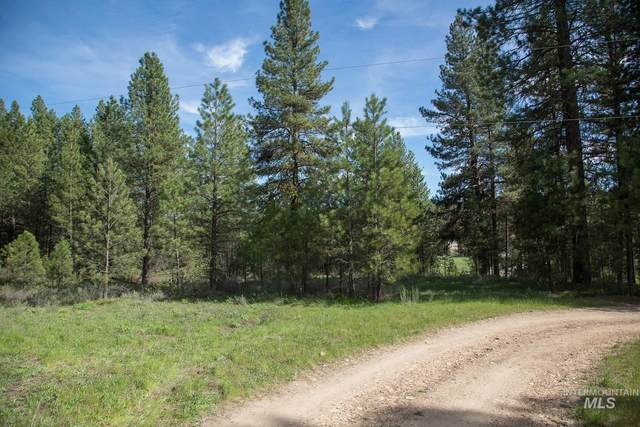 Lot 3 Hopkins, Idaho City, ID 83631 (MLS #98768555) :: Boise River Realty