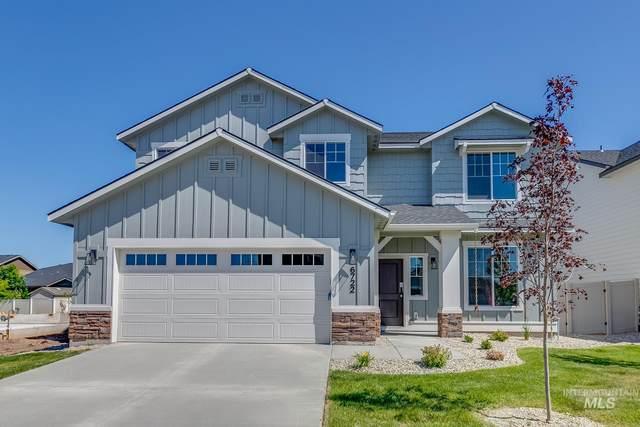 6722 E Zaffre Ridge St, Boise, ID 83716 (MLS #98768614) :: Epic Realty