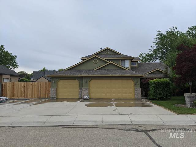 525 Crosspoint Ave., Nampa, ID 83686 (MLS #98768715) :: New View Team