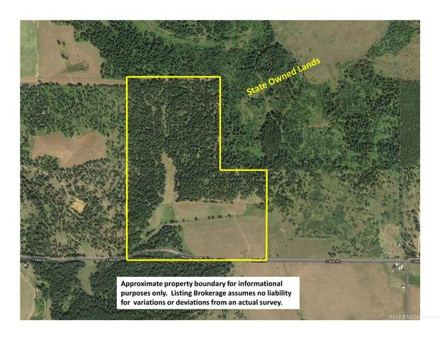 TBD Three Mile Rd, Weippe, ID 83553 (MLS #98768731) :: Boise River Realty