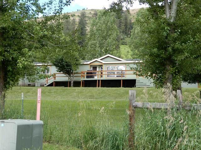 144 & 146 Lazy J Drive, Stites, ID 83539 (MLS #98768763) :: Michael Ryan Real Estate
