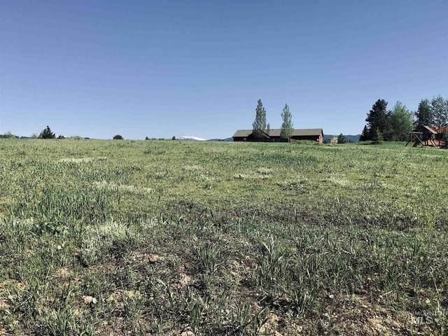 1009 Valley Rim Road, Mccall, ID 83638 (MLS #98768836) :: Jon Gosche Real Estate, LLC
