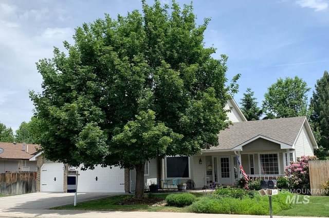 2582 S Weber Rapids Pl., Meridian, ID 83642 (MLS #98769039) :: Boise River Realty