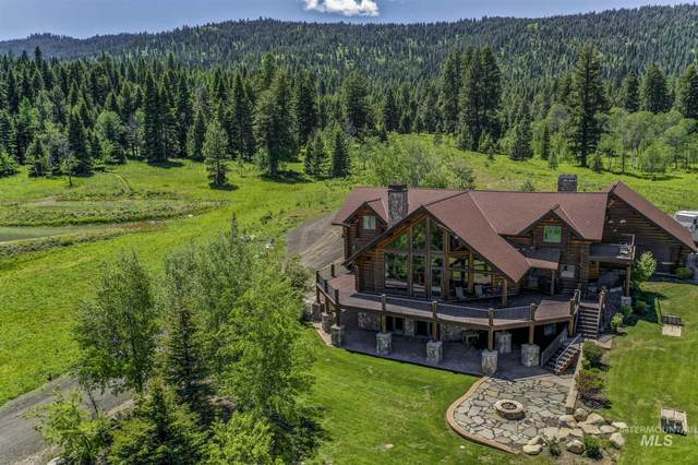 3147 West Mountain Road, Mccall, ID 83638 (MLS #98769184) :: Beasley Realty