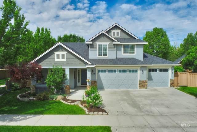 4735 S Longmoor Ave, Boise, ID 83709 (MLS #98769283) :: Boise River Realty