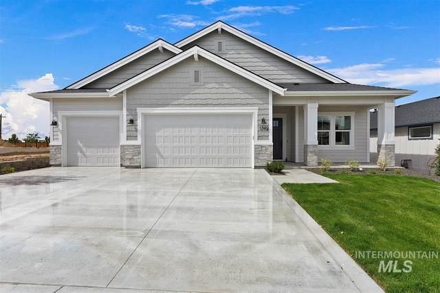 1392 W Capstone Drive, Nampa, ID 83686 (MLS #98769325) :: Silvercreek Realty Group