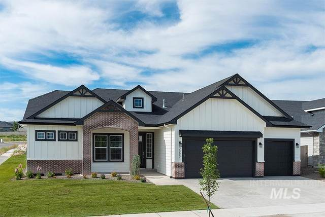 8898 S La Pampa Way, Kuna, ID 83634 (MLS #98769438) :: City of Trees Real Estate