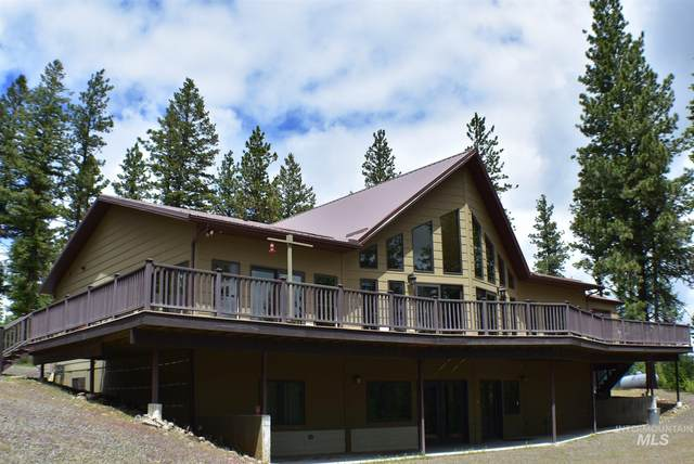 415 Morrowtown Rd, Winchester, ID 83555 (MLS #98769566) :: Michael Ryan Real Estate