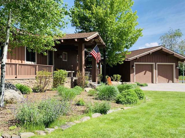 209 Cold Creek Court, Mccall, ID 83638 (MLS #98769613) :: Boise River Realty