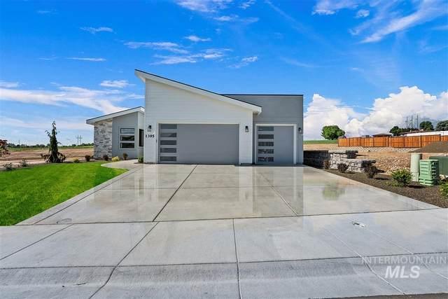1395 W Tenzing Street, Nampa, ID 83686 (MLS #98770323) :: Silvercreek Realty Group