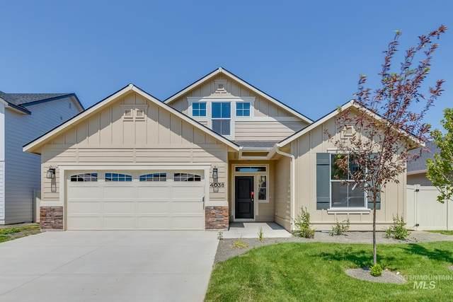 4038 W Peak Cloud Dr, Meridian, ID 83642 (MLS #98770523) :: Boise Home Pros