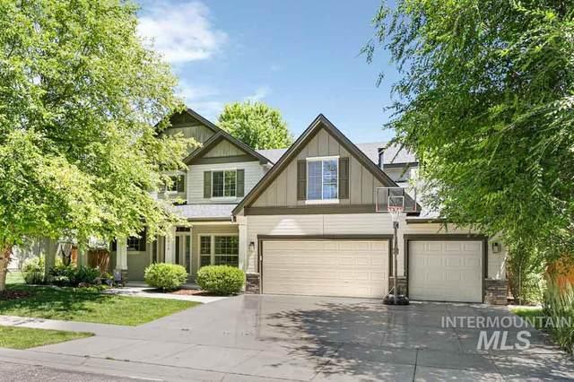 1516 N Sunup Way, Eagle, ID 83616 (MLS #98770653) :: Build Idaho