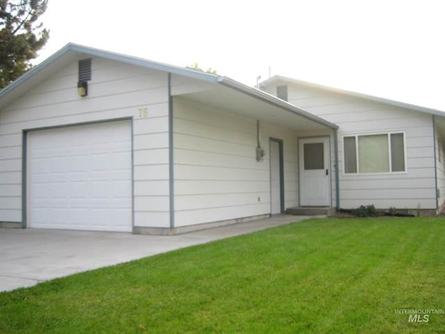 76 N Olde Park, Eagle, ID 83616 (MLS #98771287) :: City of Trees Real Estate
