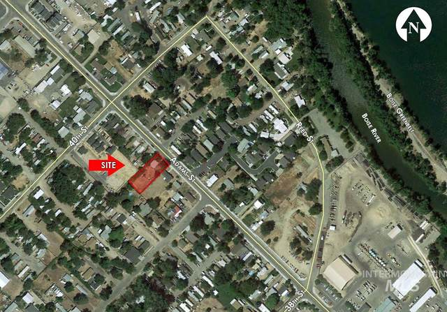 3945 N Adams Street, Garden City, ID 83714 (MLS #98771330) :: Build Idaho
