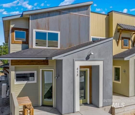 413 E Danika Lane, Garden City, ID 83714 (MLS #98771382) :: Full Sail Real Estate