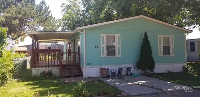 2819 S Georgia #39, Caldwell, ID 83605 (MLS #98771448) :: Michael Ryan Real Estate