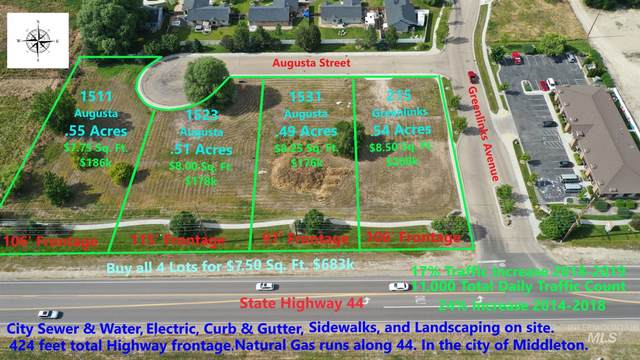 1511 Augusta St., Middleton, ID 83644 (MLS #98771842) :: Full Sail Real Estate