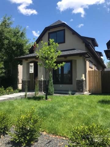 1320 S Longmont, Boise, ID 83706 (MLS #98772232) :: Beasley Realty