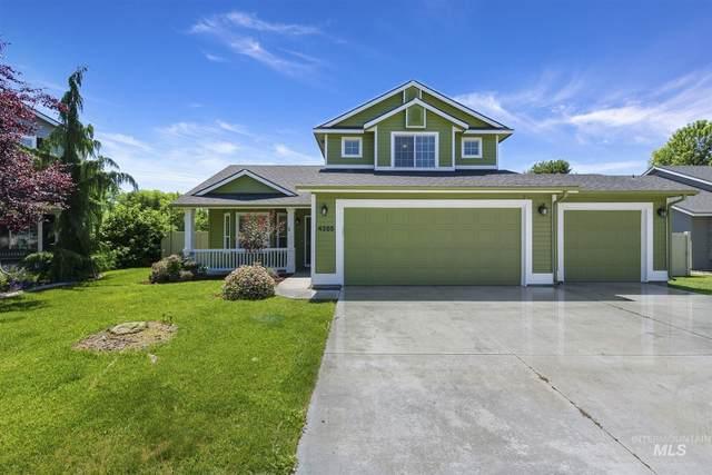 4355 E Tahiti Ct., Meridian, ID 83646 (MLS #98772458) :: Full Sail Real Estate
